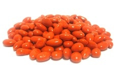 Chocolate Covered Sunflower Seeds (Orange)