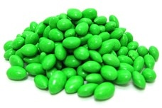 Chocolate Covered Sunflower Seeds (Light Green)
