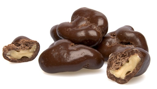 Chocolate-Covered Walnuts