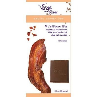 Milk Chocolate Bacon Bar