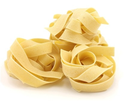 Hand Nested Pappardelle