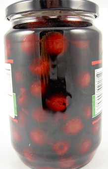 Cherries in a Jar