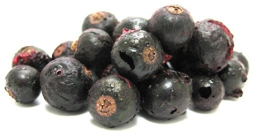 Freeze-Dried Black Currants
