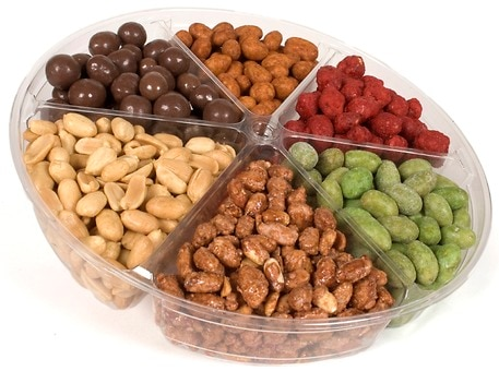 Peanut Galore Tray