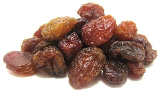 Jumbo Golden Flame Raisins