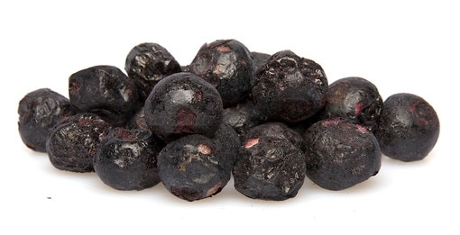 Freeze-Dried Blueberries