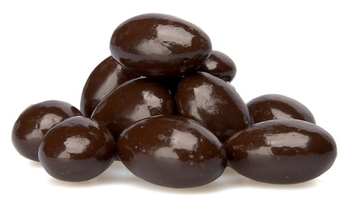 Supreme Dark Chocolate-Covered Almonds