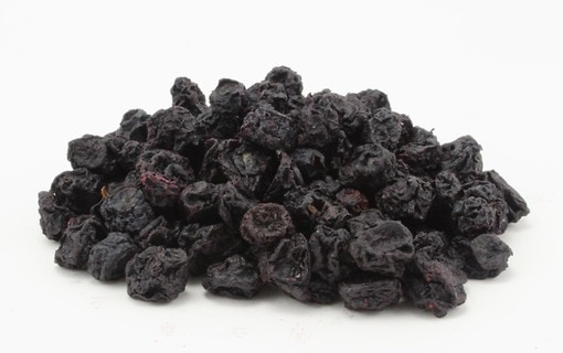 Organic Natural Dried Blueberries