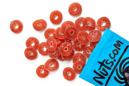 Organic Watermelon Rings (Vegan)
