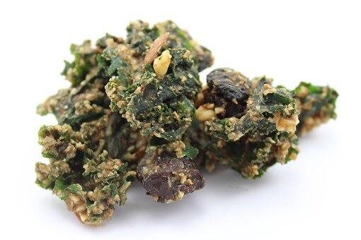 Cherry Chia Kale Granola - Kale Chips - Snacks - Nuts.com
