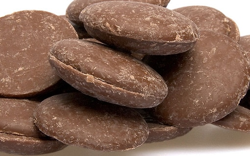 Organic Milk Chocolate Wafers