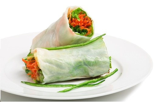 Spring Roll Paper (8.5 Inches)