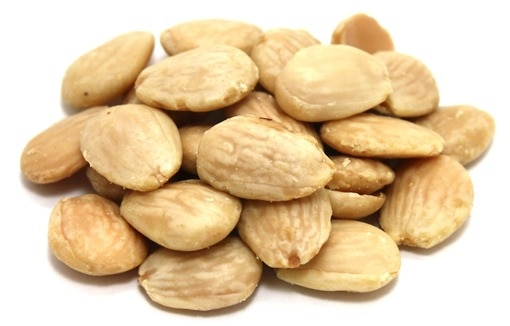 how to make raw almonds softer
