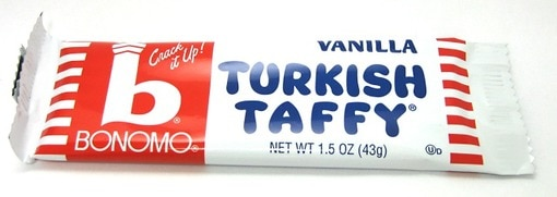 Vanilla Turkish Taffy