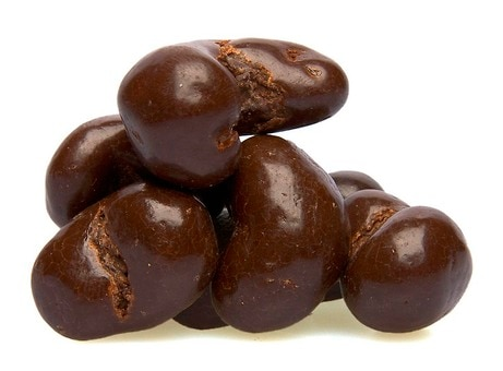 Organic Dark Chocolate Cashews