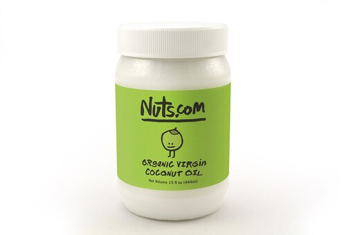 Organic Coconut Oil (Raw)