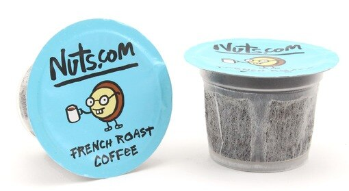 French Roast Coffee - Single Serve Cups