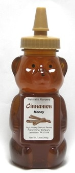 Fisher Clover Cinnamon Honey Bear