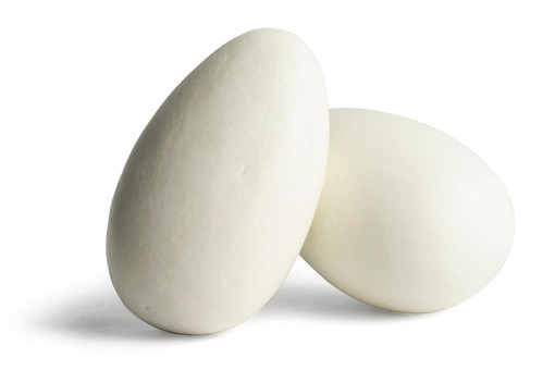 Jordan Almonds (White)