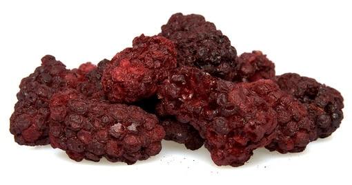 Freeze-Dried Blackberries