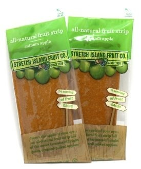 Natural Apple Fruit Leather