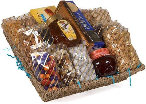 Giant gourmet gift basket gift baskets gifts nuts giant gourmet gift basket negle Gallery