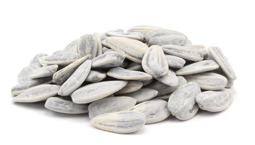 Roasted Sunflower Seeds (In Shell, 50% Less Salt)