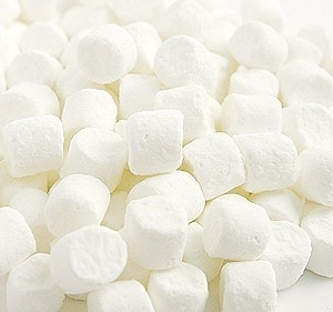 White Marshmallow Bits