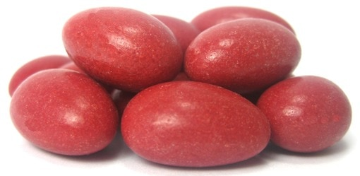 Jordan Almonds (Red)