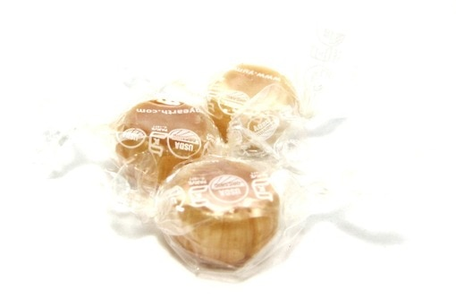 Organic Butterscotch Drops