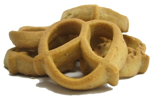 Cinnamon Honey Pretzel Grahams