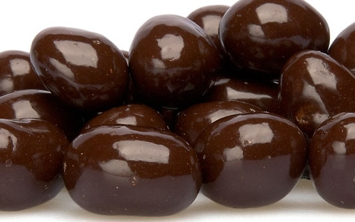 Dark Chocolate-Covered Raisins
