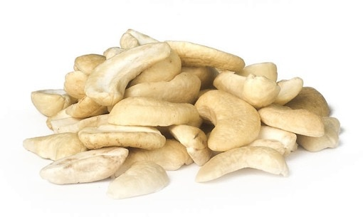 Roasted Cashew Pieces (Unsalted)