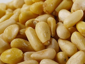 Organic Pine Nuts (Raw, No Shell)