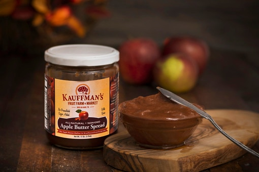 Spiced Apple Butter (No Sugar Added)