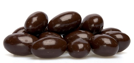 Dark Chocolate Covered Almonds (Sugar Free)