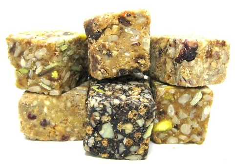 Assorted Energy Squares