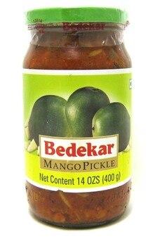 Indian Mango Pickles