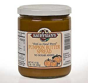 Pumpkin Butter (No Sugar Added)