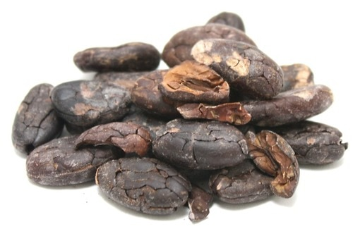 Organic Cacao Beans (Peeled)