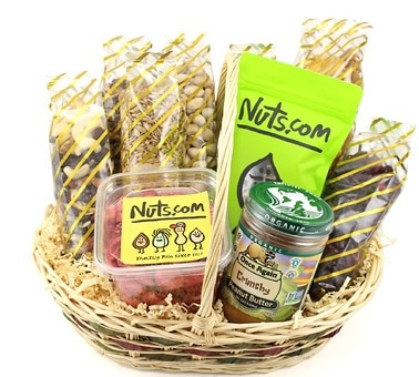 Delectable Organic Gift Basket