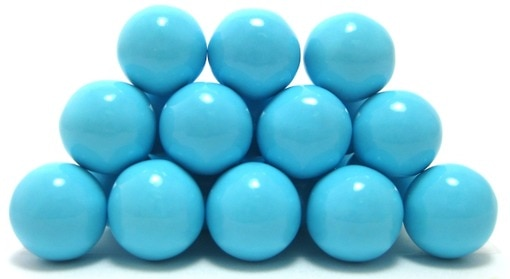 Powder Blue Sixlets