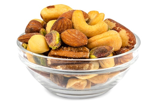 Supreme Roasted Mixed Nuts (50% Less Salt)