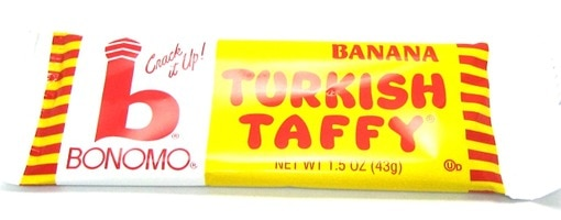 Banana Turkish Taffy