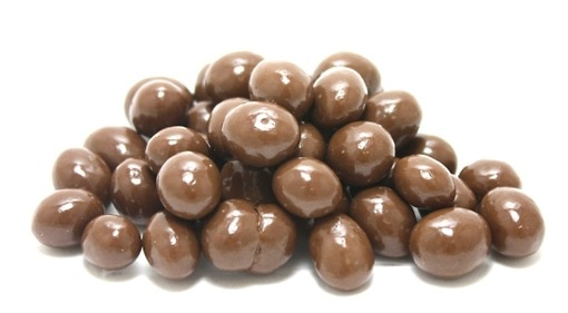 Chocolate Covered Soy Beans