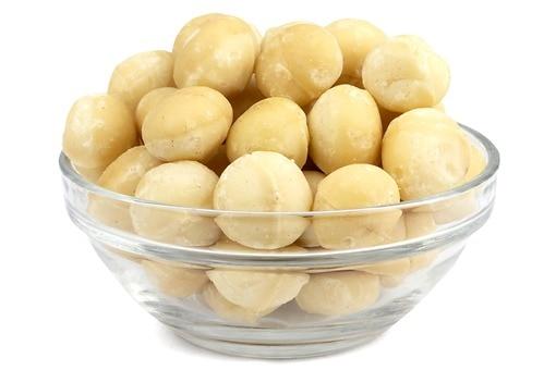 Roasted Macadamia Nuts (Unsalted)