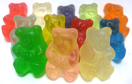Gummy Bears (12 Flavors)