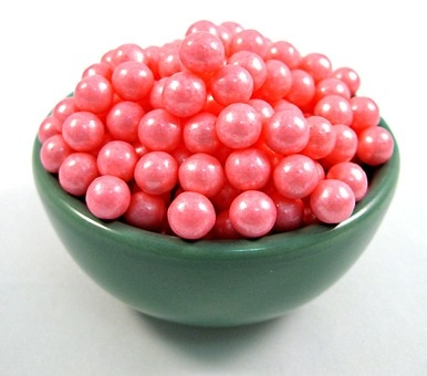 Pink Shimmer Pearls