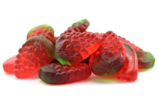 Gummy Strawberries