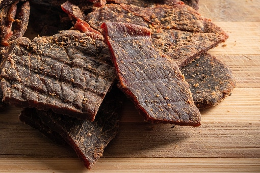 Classic Grass Fed Beef Jerky